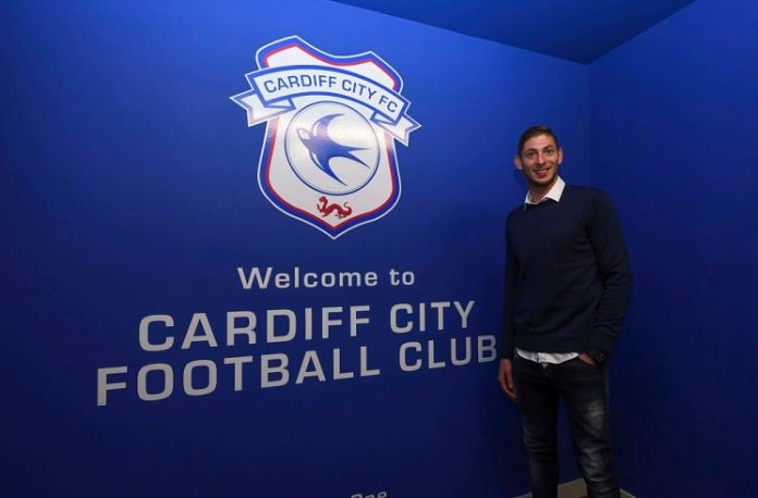 Emiliano Sala Cardiff City