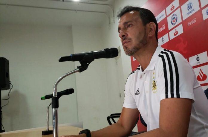 Fernando Batista Argentina U20