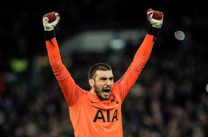 Paulo Gazzaniga Tottenham Hotspur