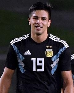 Giovanni Simeone Argentina