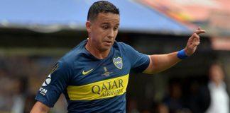 Leonardo Jara Boca Juniors