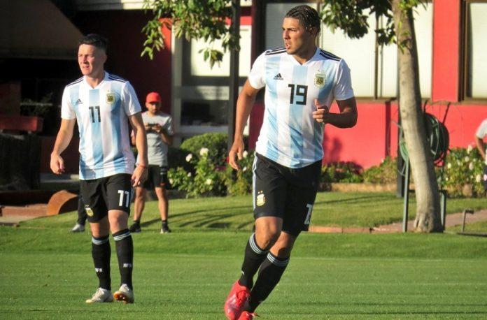 Maxi Romero Argentina