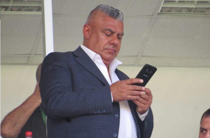 Claudio Tapia AFA