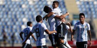Argentina goal