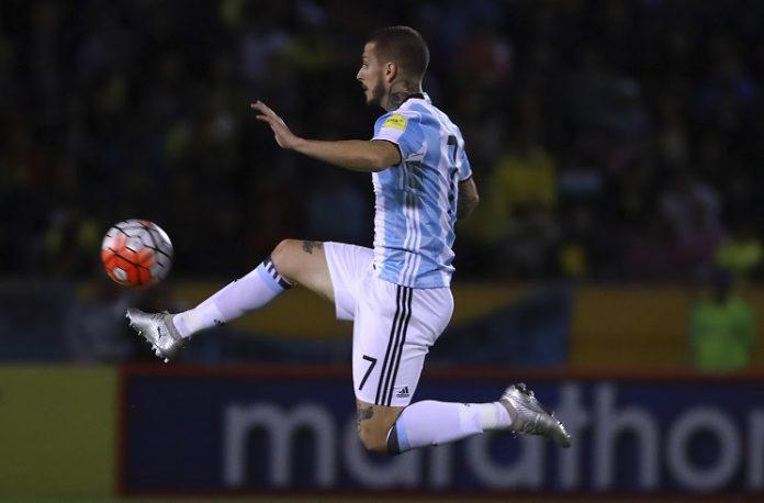 Dario Benedetto Argentina
