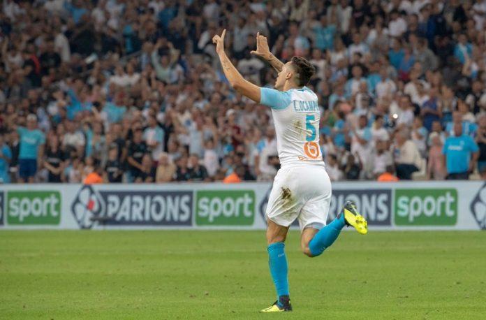 Lucas Ocampos Marseille