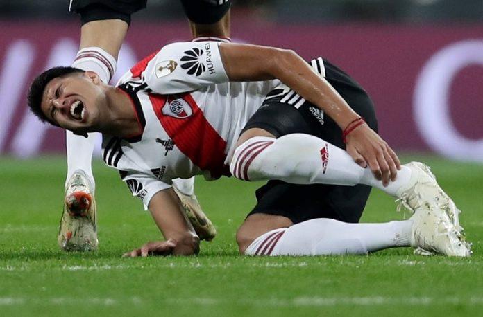 Exequiel Palacios River Plate
