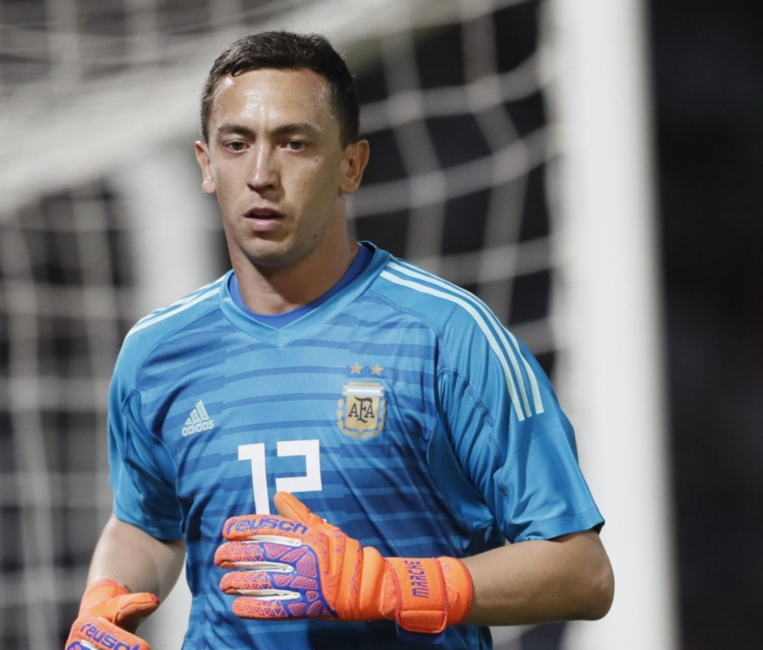 new product 79660 d8462 Agustin MARCHESIN of Club America to get Argentina call-up ...
