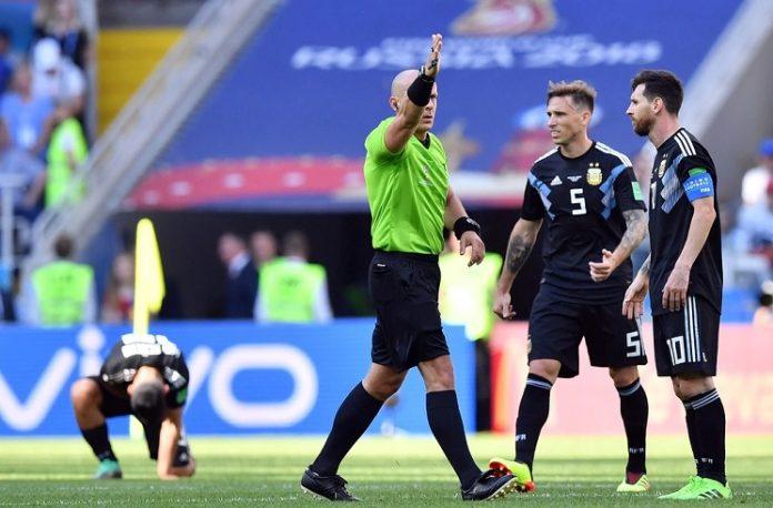 Lucas Biglia Lionel Messi Argentina