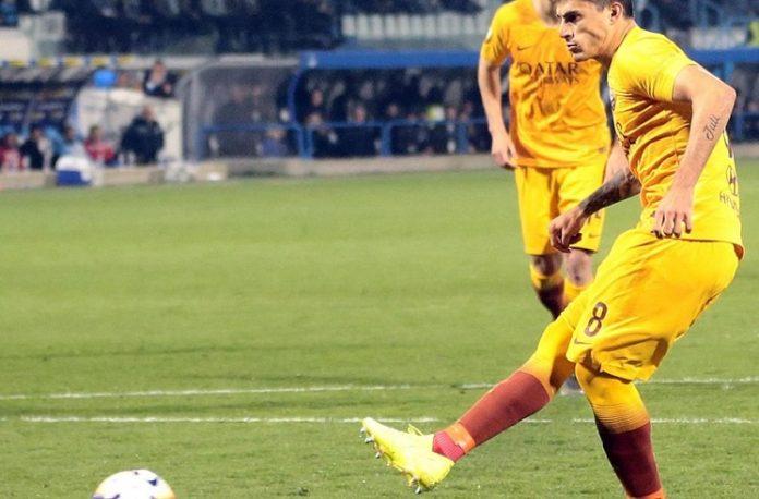 Diego Perotti AS Roma
