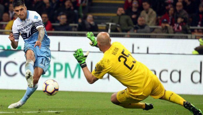 Joaquin CORREA winner against AC Milan sends Lazio into ...