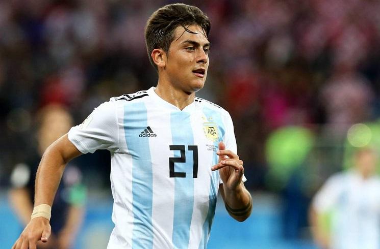 Resultado de imagem para Argentina Dybala