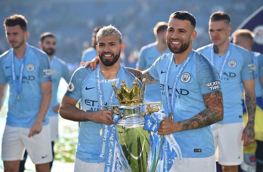 Sergio AGÜERO scores as Manchester City win Premier League title | Mundo  Albiceleste