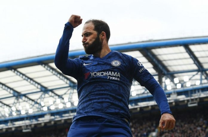 Gonzalo Higuain Chelsea