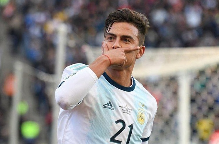 Image result for paulo dybala argentina