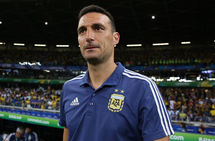 Will Argentina Win World Cup 2020.Argentina Coach Lionel Scaloni Comments On 2020 Copa America