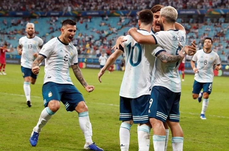 Lionel Messi Sergio Aguero In Rumored Argentina List For World Cup Qualifiers Mundo Albiceleste
