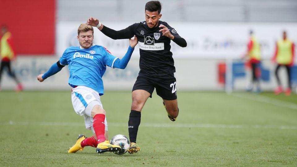 Nicolas Gonzalez Scores Penalty For Stuttgart Vs Holstein Kiel Mundo Albiceleste