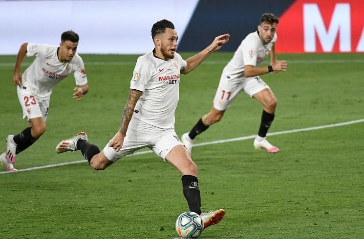 Sevilla see off Real Betis on La Liga's return