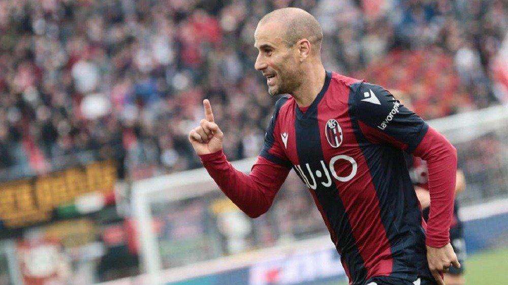 Rodrigo Palacio at 38 years of age scores for Bologna in win vs. Lecce |  Mundo Albiceleste