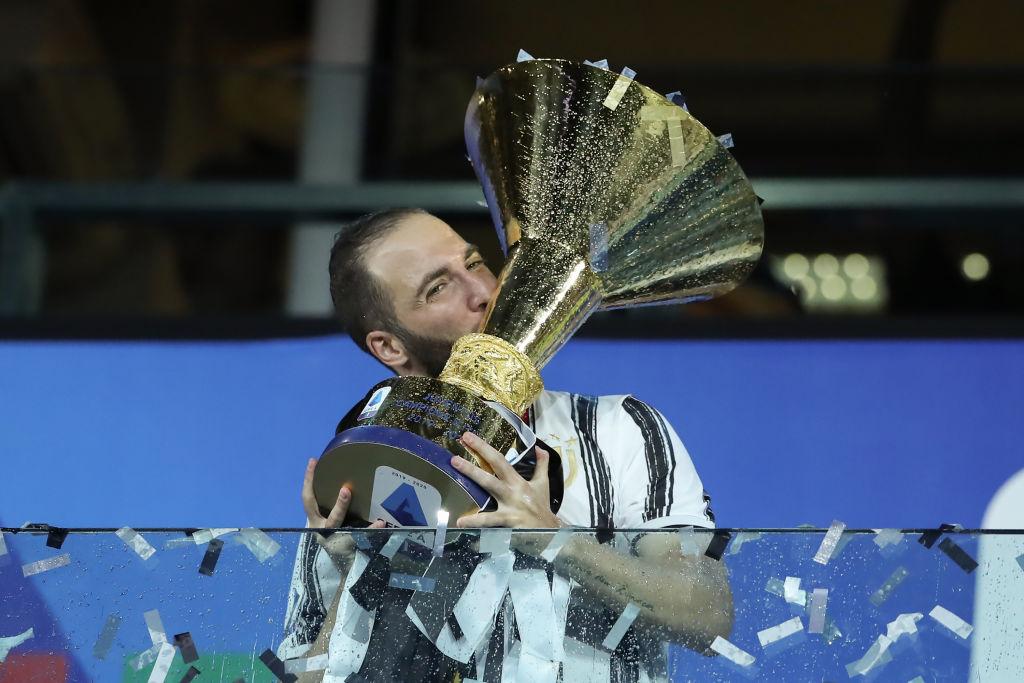Inter Miami CF sign star striker Gonzalo Higuain