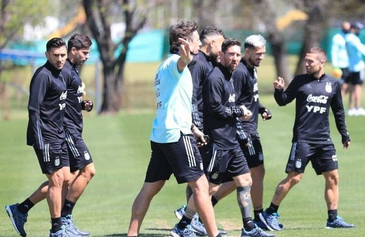 Dybala out for Bolivia-Argentina
