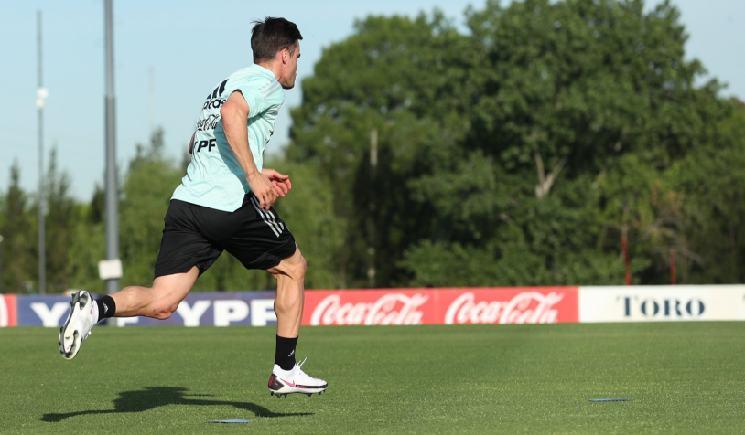 Nicolas Tagliafico Set To Return Argentina Possible Eleven Mundo Albiceleste