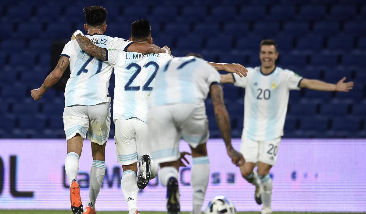 Lionel Messi, Lautaro, Nicolas Gonzalez start for Argentina | Mundo  Albiceleste
