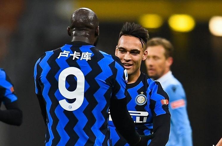 Lautaro Martinez scores for Inter in 3-1 win vs. Lazio - mundoalbiceleste.com