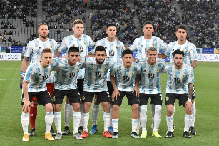 Argentina Olympics, Six Sports