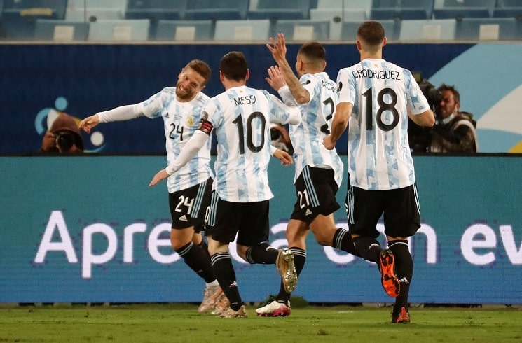 Lionel Messi scores twice in 4-1 Argentina win vs. Bolivia at Copa America  | Mundo Albiceleste