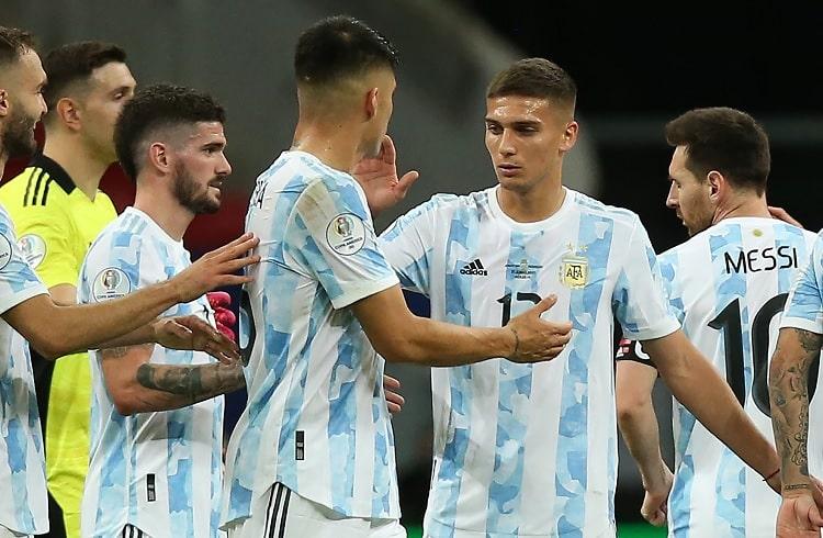 Argentina to play Colombia or Ecuador in quarter finals of Copa America    Mundo Albiceleste