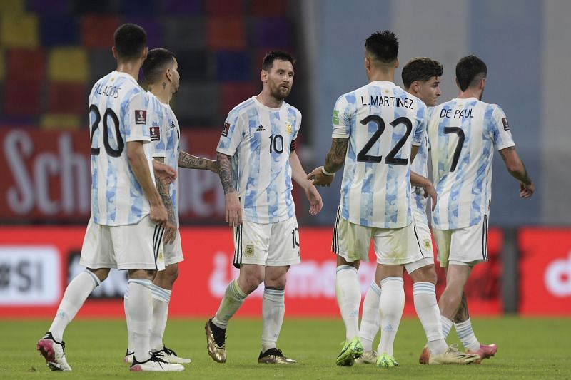 Argentina vs. Colombia match preview, Lionel Messi, Cristian Romero to  start   Mundo Albiceleste
