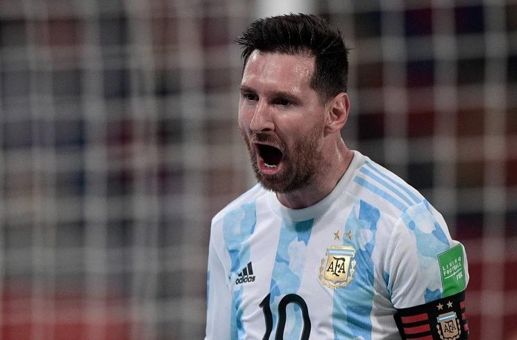 Lionel Messi scores as Argentina draw 1-1 vs. Chile in World Cup qualifier    Mundo Albiceleste